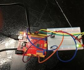 LED Temperature Sensor