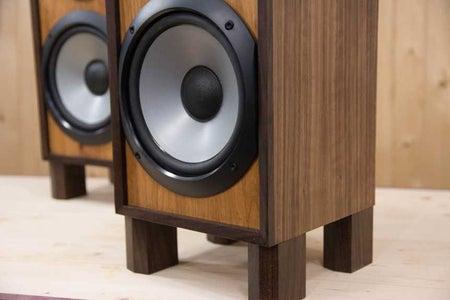 Sony Speaker Upgrade