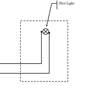 Pilot Light Connection