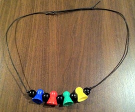 Ludo necklace