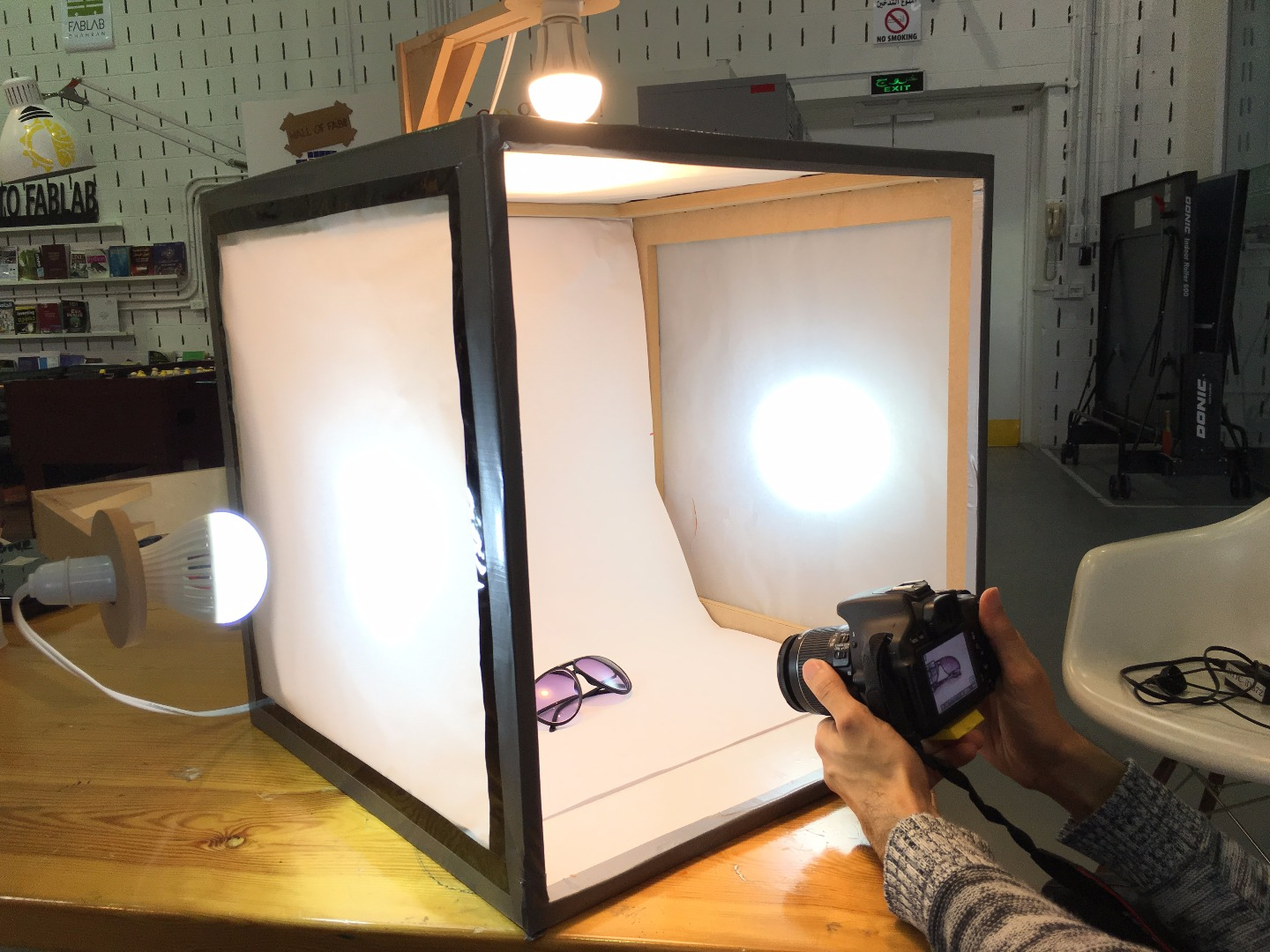 Picture of Photography Light Box Tent
