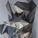 Algorithmic Origami: an Exploration of Expressive Form in Sheet Metal