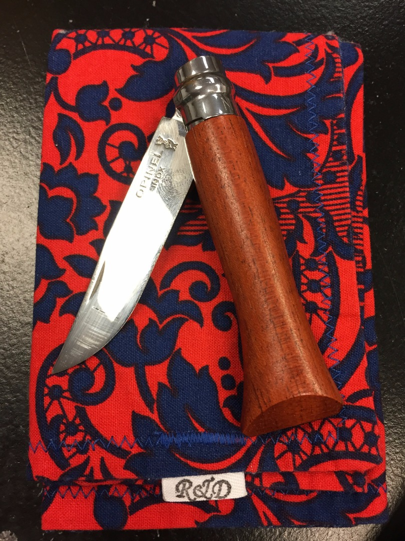 Picture of Opinel Knife Tuning and Mods