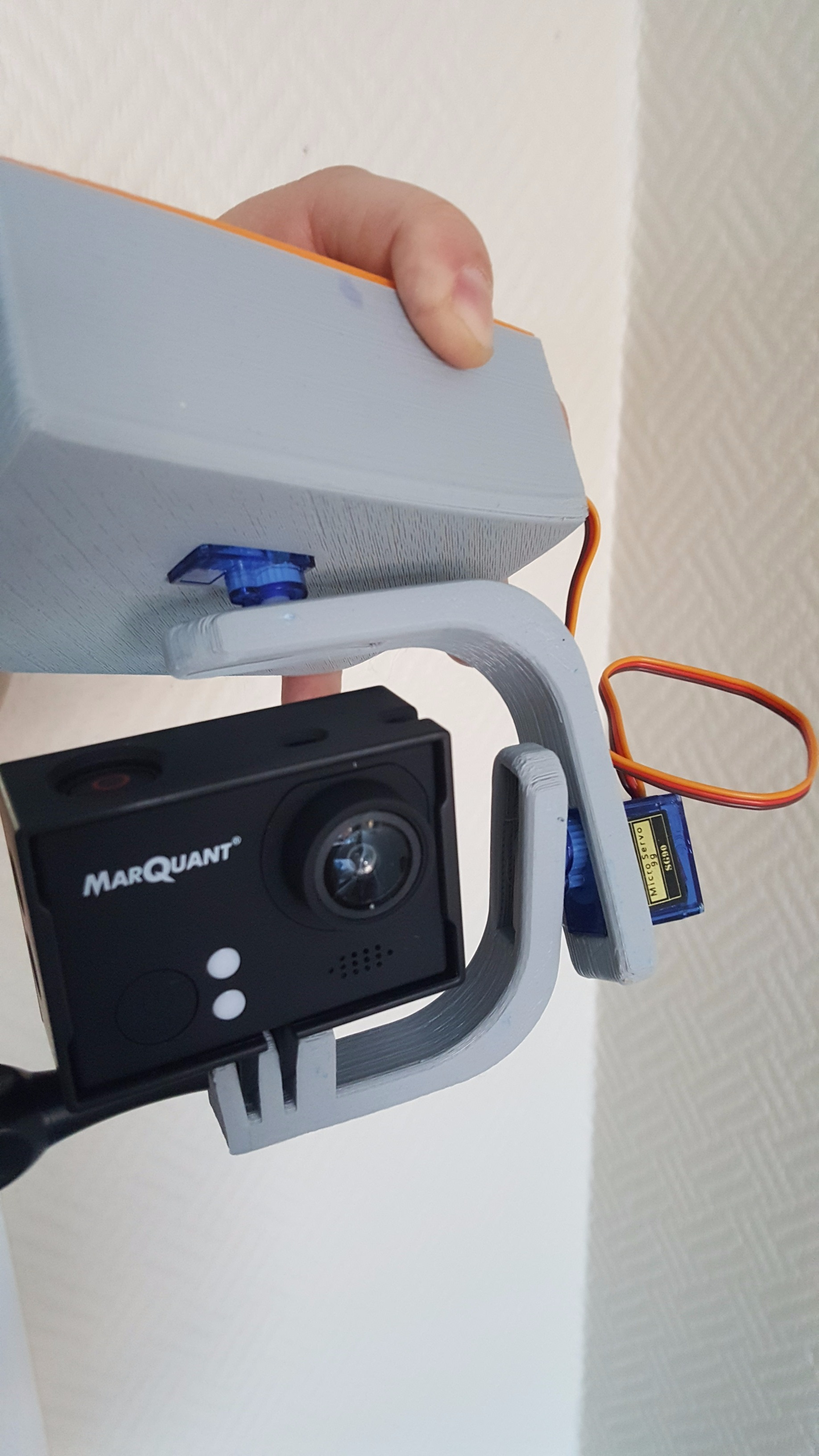 Arduino Gimbal With Micro Servos: 3 Steps (with Pictures)
