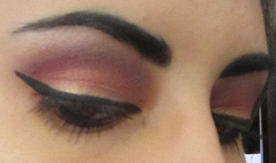 Picture of Sunrise Gradient Eyeshadow (Affordable Looks :)