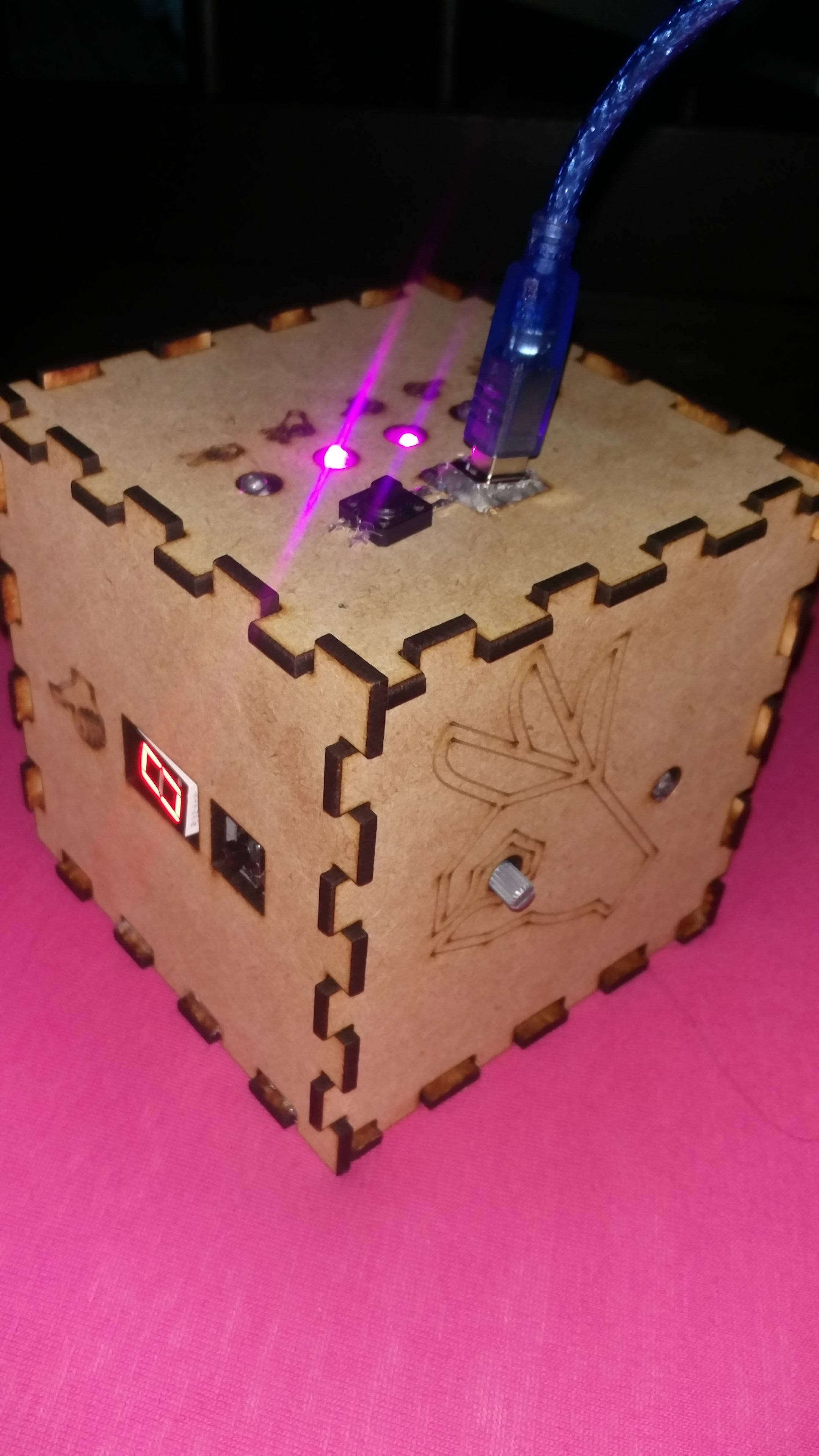Picture of How to Make a Puzzle Box With Arduino