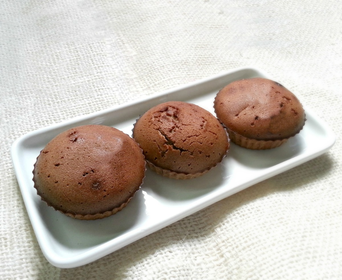 Picture of Prepare 3 Ingredients Cupcakes