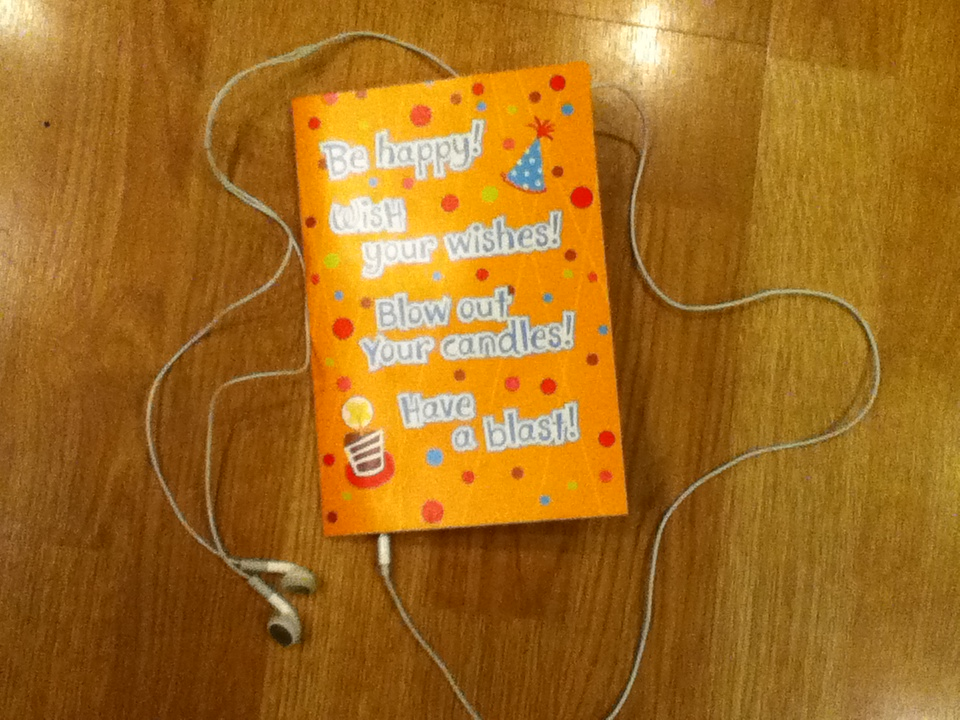 Picture of Hack That Musical Greeting Card! (Headphone Edition)