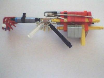 KMini AM4203 Assault Rifle