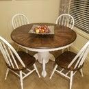 Refurbish Kitchen Table