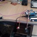 Relay control using Alcohol Sensor