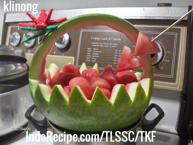 Picture of Easy Watermelon Basket
