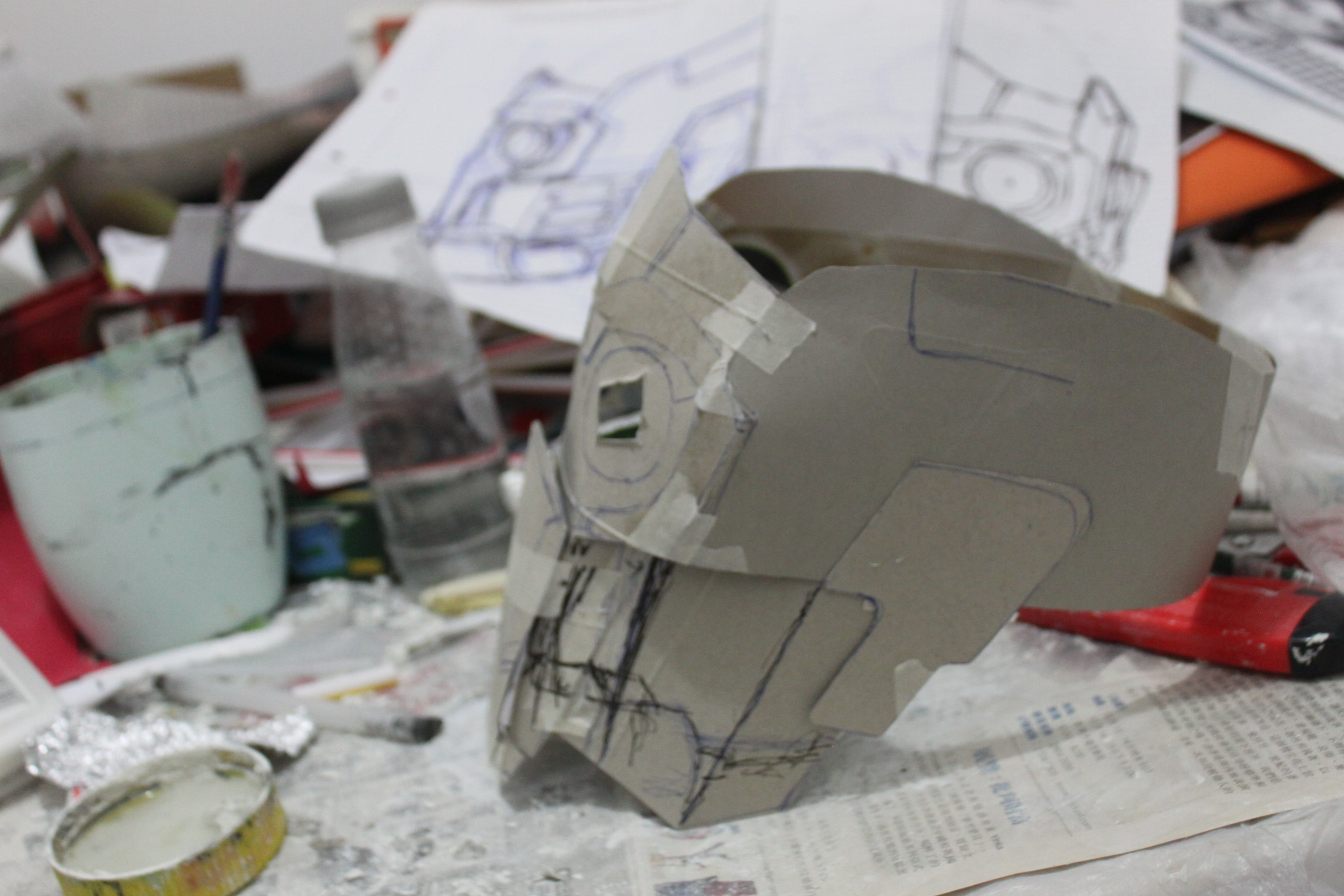 Picture of The Helmet