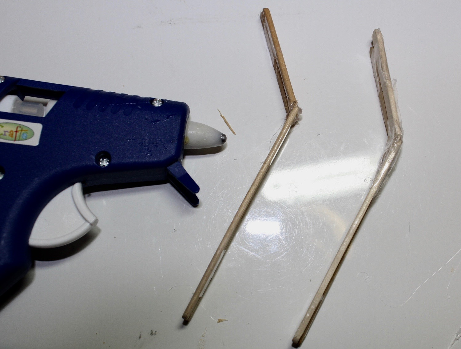 Picture of Making the Claws