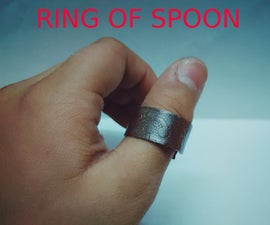 RING OUT OF SPOON