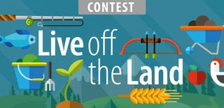 Live off the Land Contest