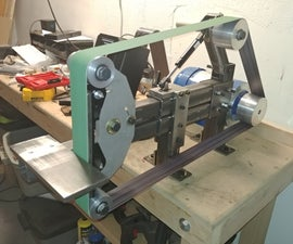 Bolt Together 2 X 72 Belt Grinder