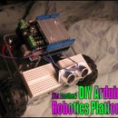 (Yet Another) DIY Arduino Robotics Platform- A Robot Chassis From Spare Parts