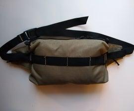 Handlebar Bag and Hip Pouch