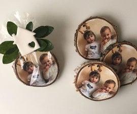 Gift Fridge Magnet - Photo Transfer