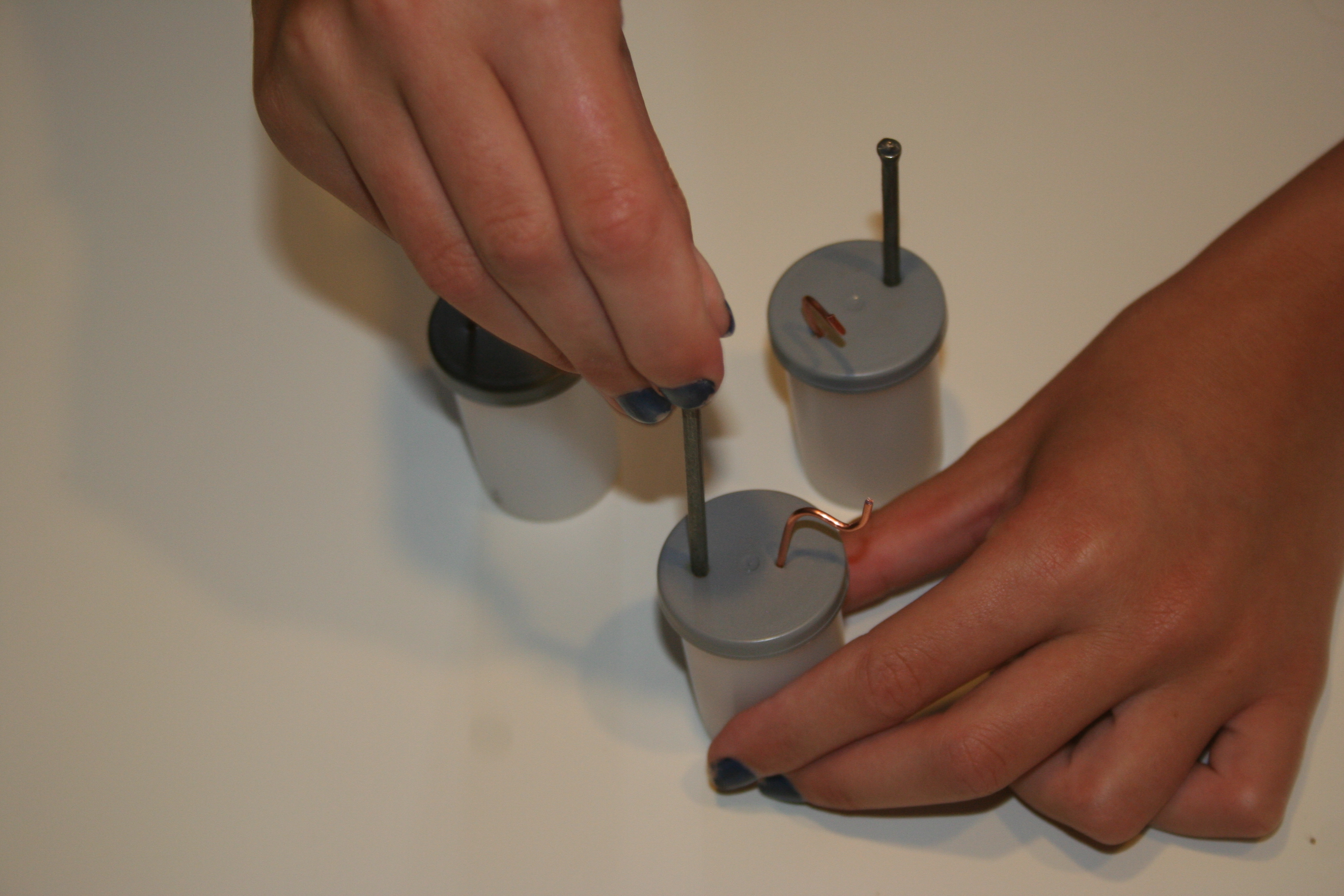 Picture of Making the Battery