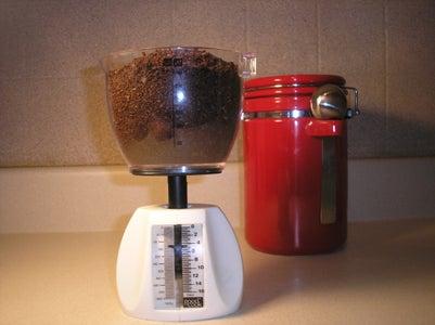 Measure the Coffee
