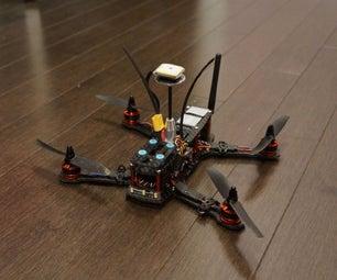 Autonomous Miniquad (software)