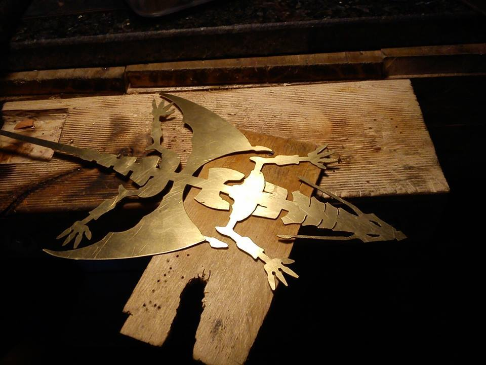 Picture of Weekend Project: a Forest Dragon
