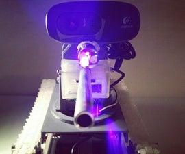 Raspberry Pi Cam Tank v1.0
