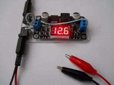 $8 DIY Variable Digital Power Supply