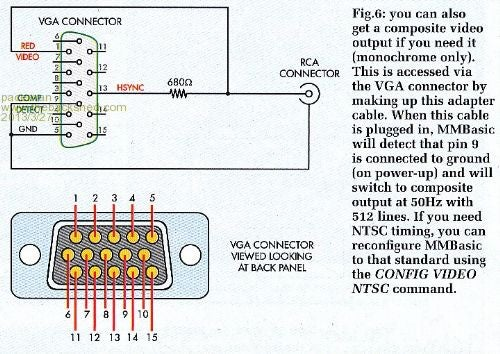 [SCHEMATICS_44OR]  Vga Breakout Cable. : 7 Steps - Instructables | Wiring Diagram Of Vga To Rca |  | Instructables
