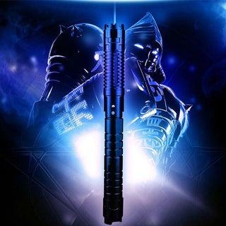 Laser Marking Samurai Swords
