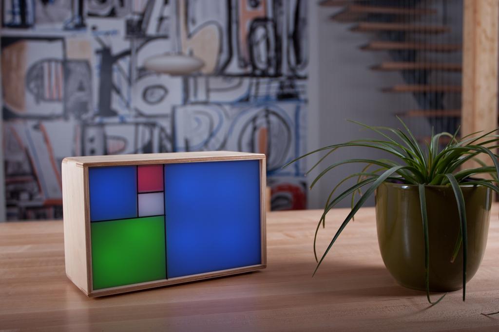 Picture of The Fibonacci Clock