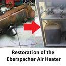 Restoration of the Eberspacher Air Heater