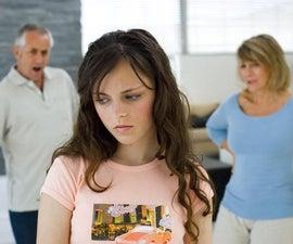Ending Parent Vs. Teen Fights