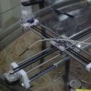 MaxDraw - a plotter XY built in CNC.