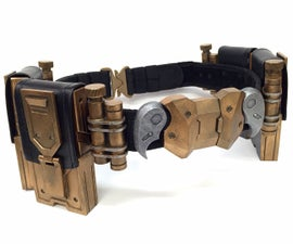 Batman Arkham Knight Utility Belt