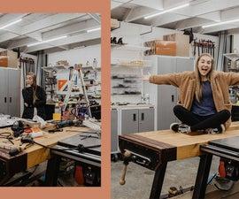 5 Tips to Keep an Organized Shop!
