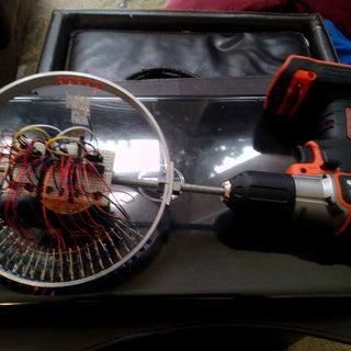 Simple Arduino POV :)