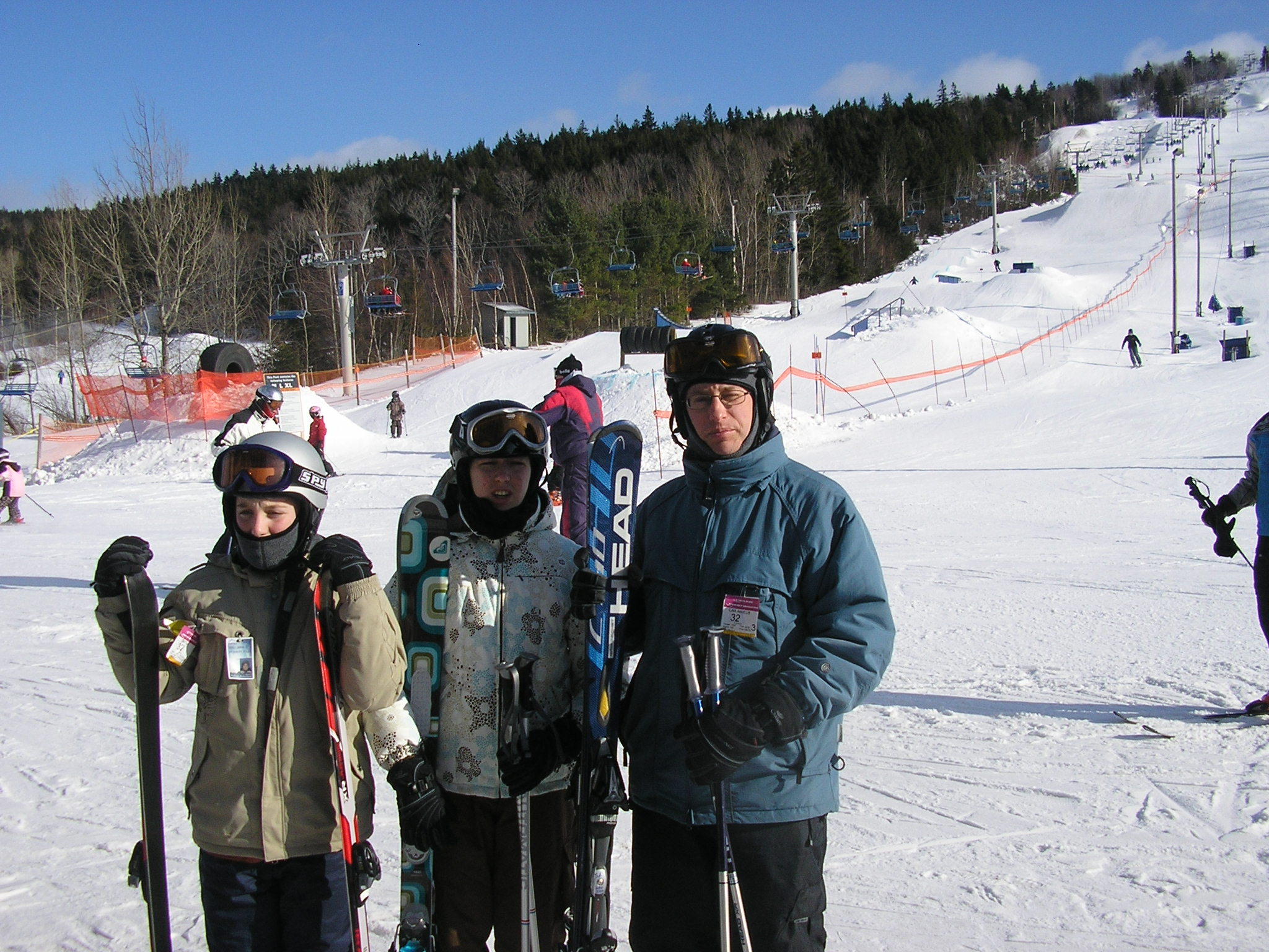 Picture of How to Dress When Going Skiing