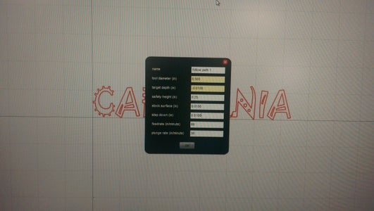 Create Your Engraving Image