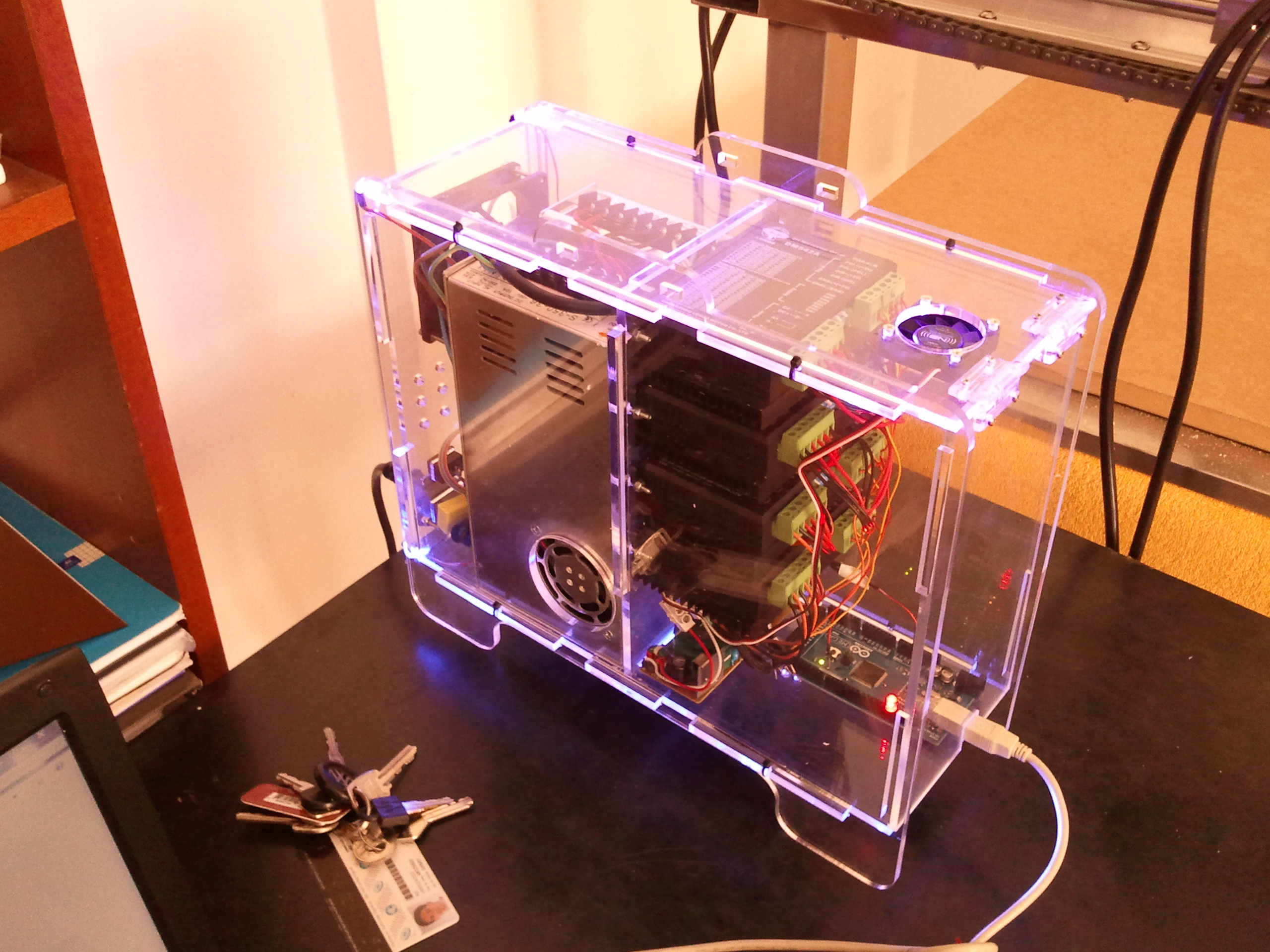 Picture of The Electronics Enclosure