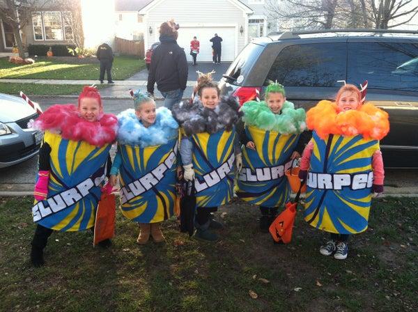 Second Grade Slurpees