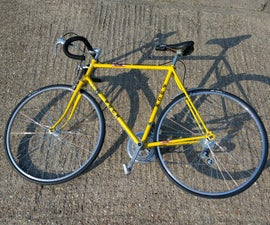 Restore an Old Bicycle