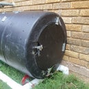 Rolling Compost Drum