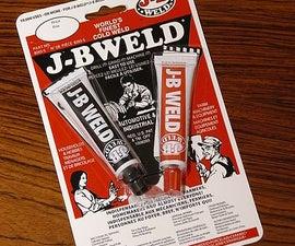 JB Weld Casting