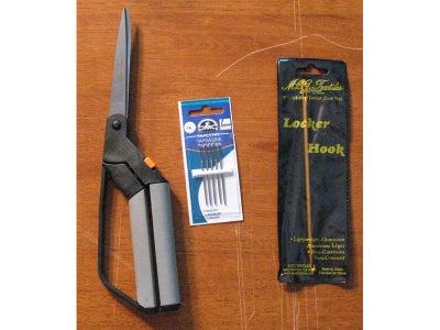 How to Make a Locker Hook Rug