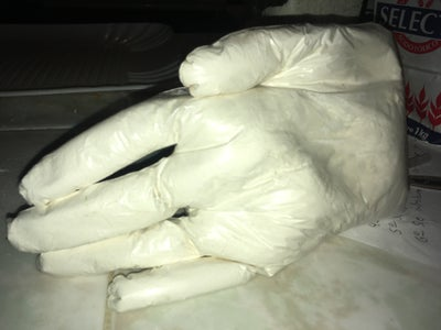 Making the Structure of a Hand...