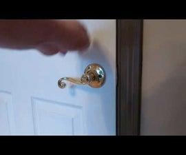 Door Hinge Shims: Fix Doors That Will Not Latch