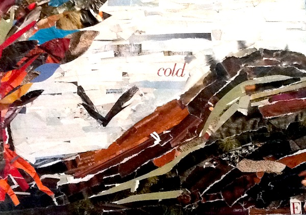 Picture of Torn Art (Magazines, Ads, Cards)